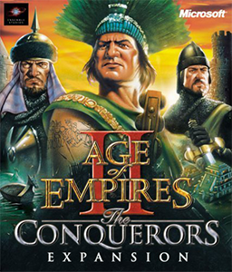 The box of Age of Empires